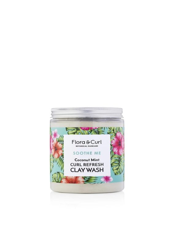 Flora & Curl - Clay Wash