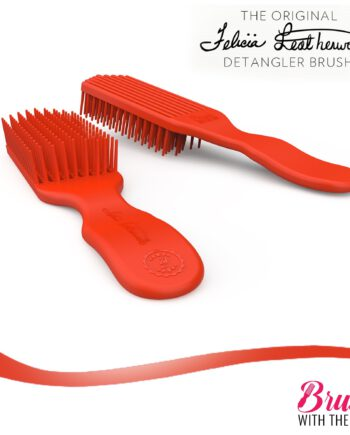 Felicia Leatherwood brush red