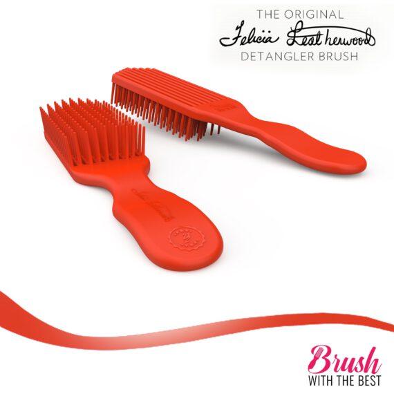 Felicia Leatherwood brush red